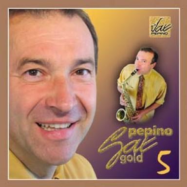 Pepino Gold Sax 5