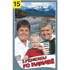 S písničkou po Kanadě č. 15