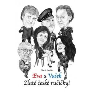 Kniha - Zlaté české ručičky (2. díl)